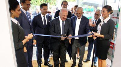 Salerno Sistemi inaugurazione del nuovo punto assistenza clienti in via Avallone, angolo via Trento a Salerno e dei nuovi spazi nella sede storica di via Passaro.